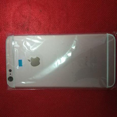 iPhone 6 Plus traseira Rosa
