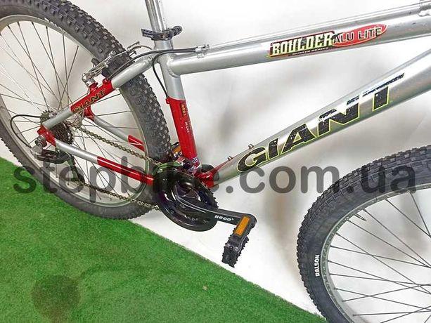 Велосипед Горный, спортивный  Алюминиевый из Германии Giant Boulder