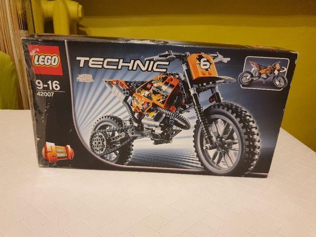 Zestaw Klocków LEGO TECHNIC 42007