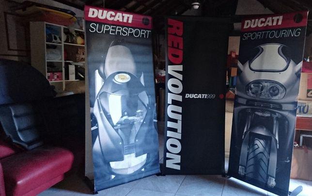 Posters oficiais Ducati