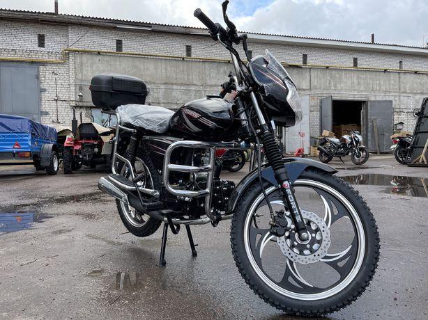 Мотоцикл FORTE ALFA FT125-RX Реальная гарантия! Новинка 2021!