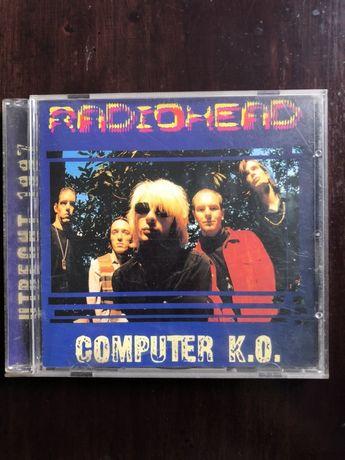 CD Radiohead Computer KO