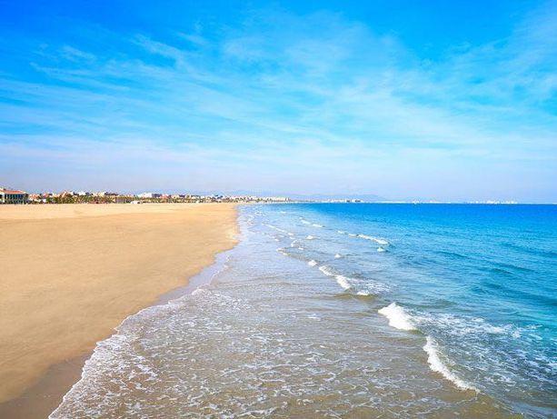 Аренда на море от собственника бюджетная квартира в Испании пляж 2800м