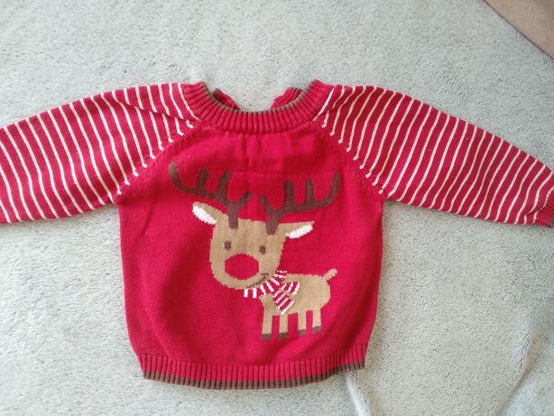 Świąteczny sweterek 62