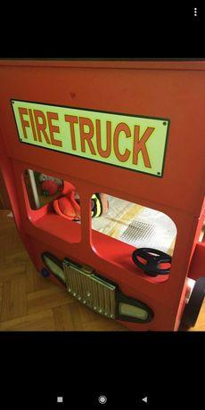 Łóżko strażaka