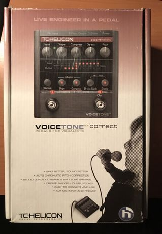Voicetone Correct TC helicon