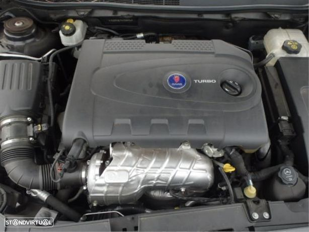 Motor Saab 9-5 2.0Tid 160cv A20DTH Caixa de Velocidades Automatica + Motor de Arranque  + Alternador + compressor Arcondicionado + Bomba Direção
