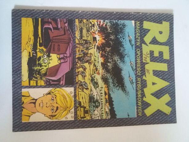 Relax #16 - mag komiksowy
