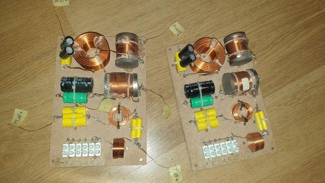 Zwrotnicę do kolumn głośników czesci zwrotnicy piecio drożne 5 DIY na