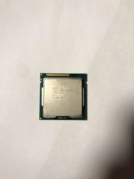 Procesor Intel I5 2400s do 3,3Ghz LGA1155 Używany