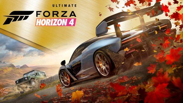 Forza Horizon 4 ULTIMATE ОНЛАЙН АКТИВАЦИЯ для ПК + МНОГО других игр!