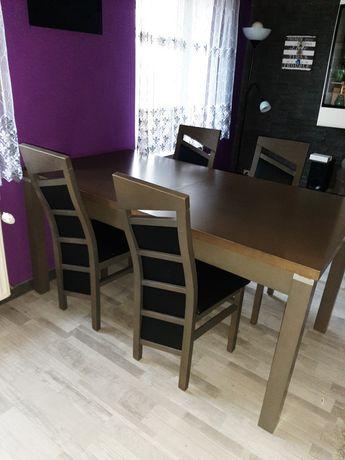 Stół i 6 krzeselek