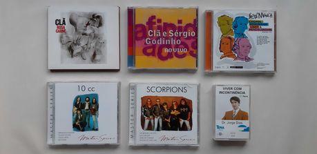 Clã, Chopin, 10cc, Scorpions