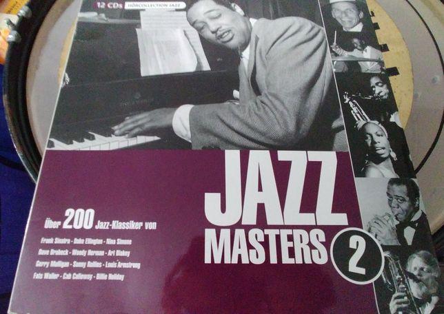 Kolekcja JAZZ MASTERS 2 12CDs