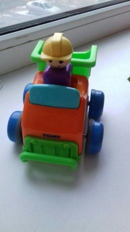 Машинка Tommy (самосвал)