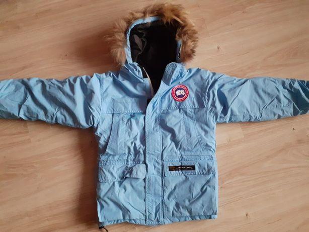 Canada Goose kurtka na dziewczynkę 5-6 lat