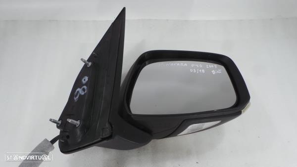 Espelho Retrovisor Direito Electrico Nissan Np300 Navara (D40)