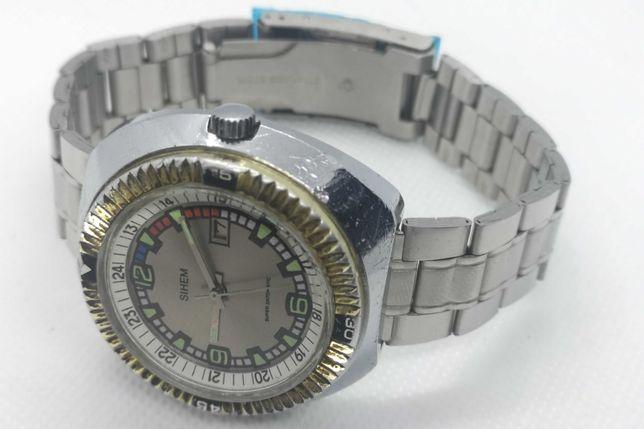 Relógio Corda  Sihem - SuperDatomatic - (HP/Parrenn 1641D) - 45 mm!!