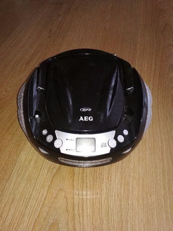 Radioodtwarzacz AEG