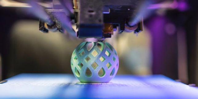 Serviço de Impressão 3D Profissional
