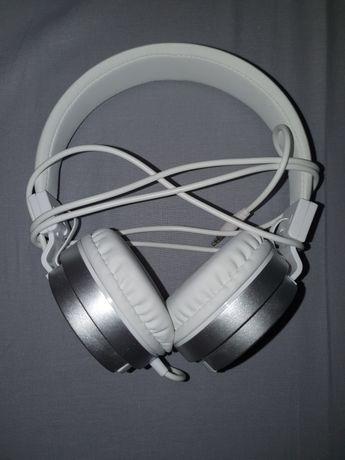 Słuchawki sony Ericsson sluchawki biale