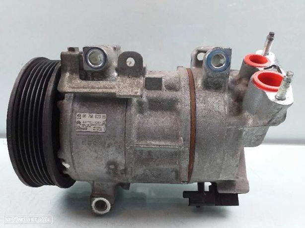 9676862380  Compressor A/C CITROËN C4 II (B7) 1.6 HDi 115 9HD (DV6C)