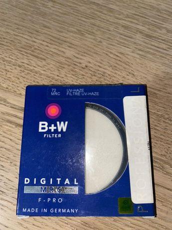 B+W Filter 72 MRC UV-HAZR