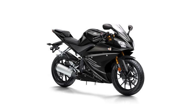 Silnik kompletny Yamaha YZF R125 MT 125 KOMPLET z osprzętem 876km NOWY