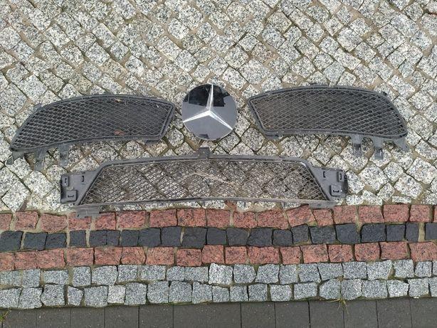 Komplet kratek Mercedes Benz amg