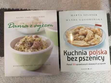 Dania z ryżem, Kuchnia polska bez pszenicy