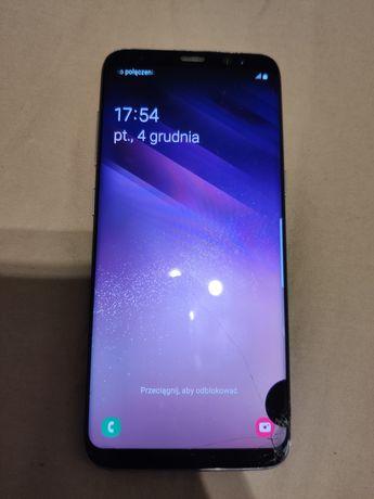 Uszkodzony Samsung Galaxy s8, Nie działa dotyk !!!