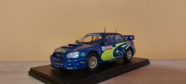 Subaru Impreza S9 WRC 2003 skala 1:24