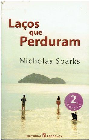 2547 Laços que Perduram de Nicholas Sparks;