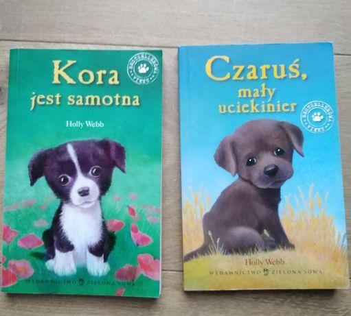 Zaopiekuj się mną seria książek o zwierzątkach