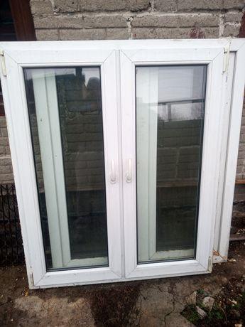 Okna PCV 116x140 używane