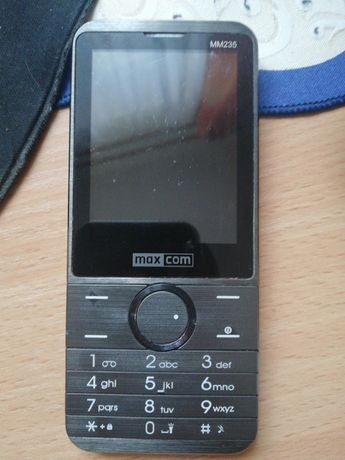 Telefon Maxcom sprawny