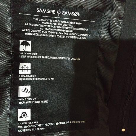 Демисезонная куртка Samsoe& Samsoe. Размер XL