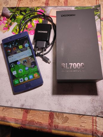 Смартфон Doogee BL7000 (Аккумулятор 7000 Миллиампер/час!)