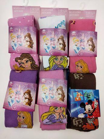 Детские колготки Disney колготы Дисней принцессы