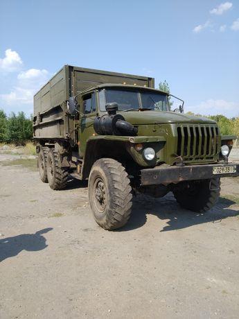 Продам Урал 5557 самосвал