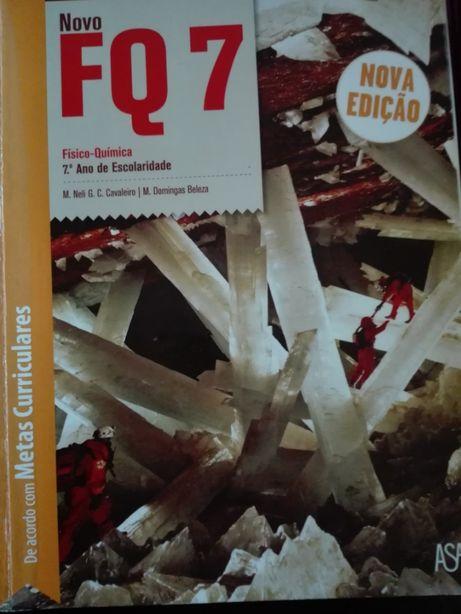 Novo FQ7 físico química 7 asa