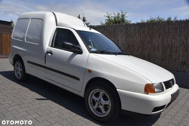Volkswagen Caddy  Auto z Domu/ zadbany / ekonomiczny/ 1.9SDI