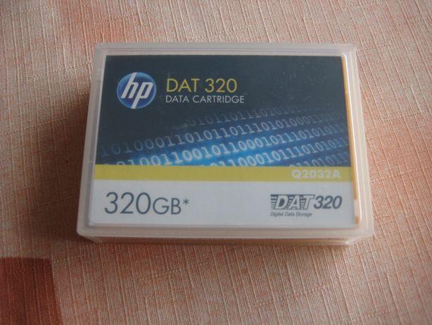 HP Data Cartrige DAT 320 GB Q2032A Taśma do Streamera NOWA TANIO!!!