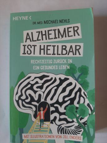 """Dr. Med. Michael Nehls """"Болезнь Альцгеймера излечима"""", на немецком"""