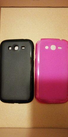 Capa silicone /gel para Samsung grand duos/grand neo