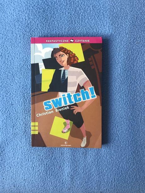 Książka Switch! Ch. Bieniek