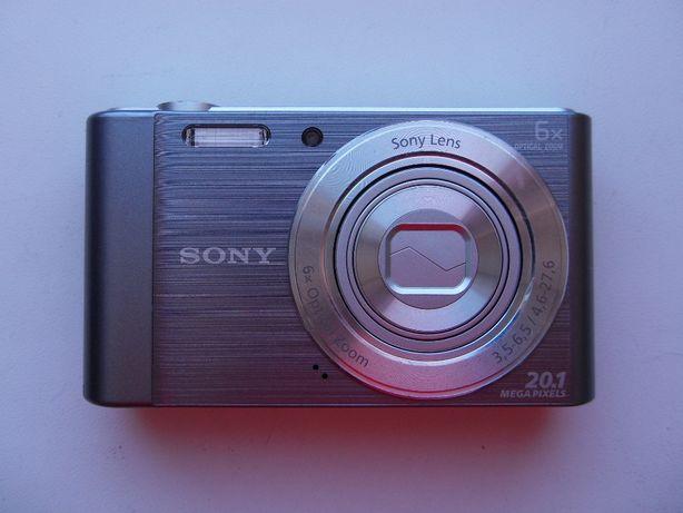 Sony Cyber-shot DSC-W810 Silver