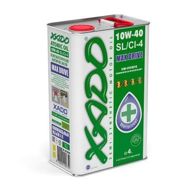 Моторное масло ХАДО. XADO Atomic Oil 10W-40, 15W-40...