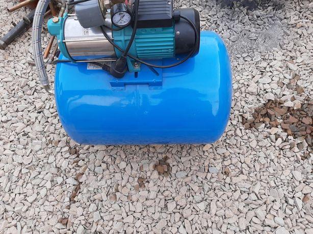 Zestaw hydroforowy i zbiornik przeponowy 100 l