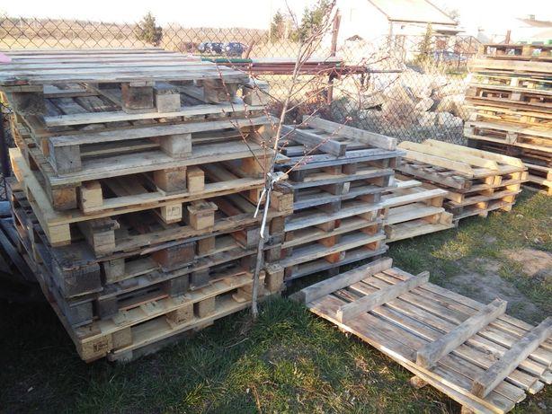 Drewno Drzewo Opał Palety 5zł szt Bardzo ładne Sprzedam Okazja